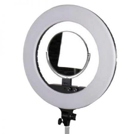 Lampa circulara cu led pentru poze