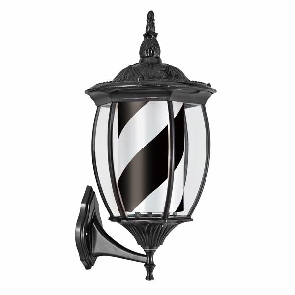 Reclama luminoasa Frizerie / Barber Shop M318AD5 - BARBER BLACK