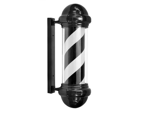 Reclama luminoasa frizerie M311D- BARBER BLACK
