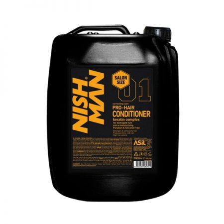 NISHMAN - Balsam pentru păr 5000 ml
