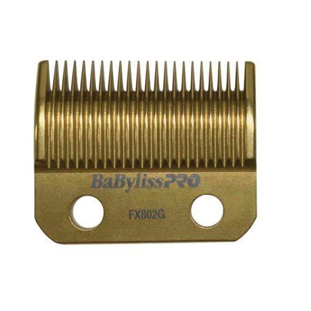 BABYLISS - Cutit Taper pentru masina Babyliss PRO FX870G - Gold