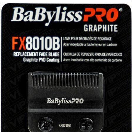 BABYLISS - Cutit FADE pentru masina Babyliss PRO FX870 Graphite - negre
