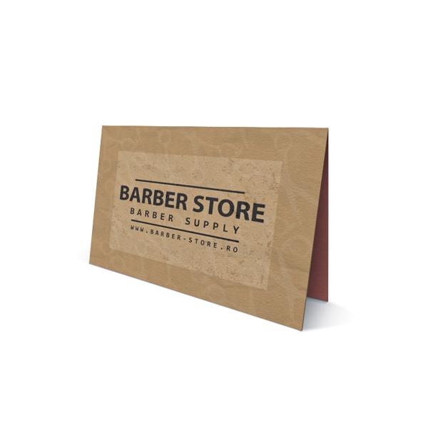 BARBER STORE - Card Cadou - 500 lei