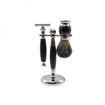 Set barbierit din 3 piese - H15 - Negru