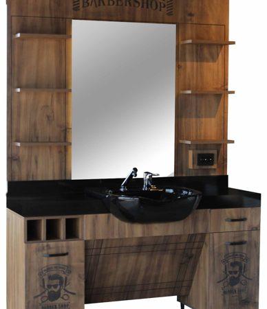 Mobilier Frizerie / Barber Shop - model HT875B