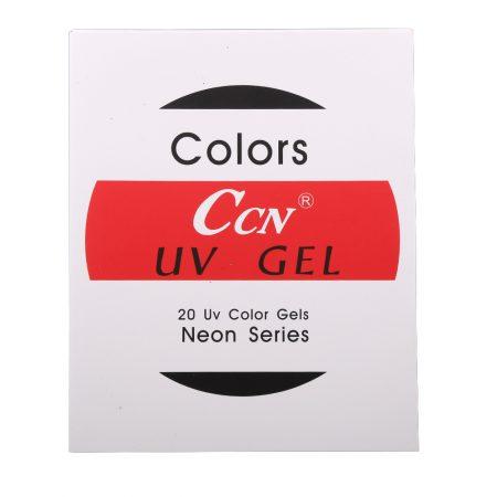 gel color CCN set 20