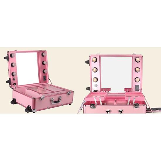 statie makeup fara pic HL0017P PINK