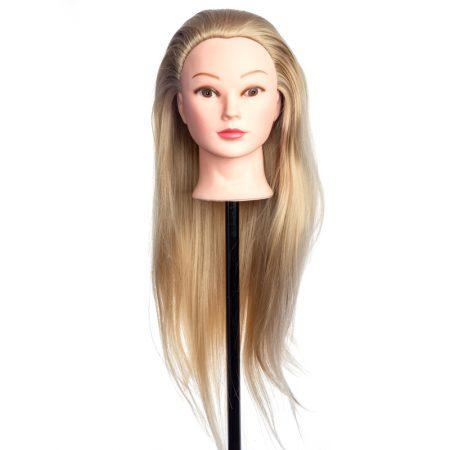Cap practica blond 60cm H1-5A