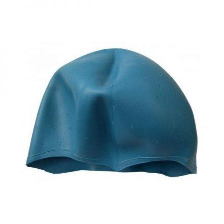 Casca Silicon pentru Suvite Latex Albastru Comair Professional