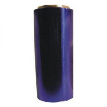 Folie de Aluminiu Albastra 12 cm x 100 m