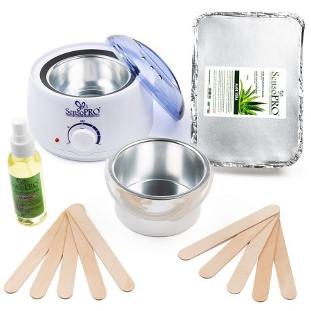 Kit Epilare Ceara Traditionala SensoPRO Italia Aloe Refresh