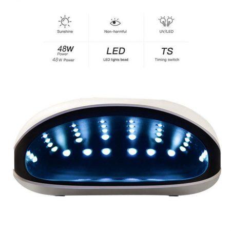 LAMPA UNGHII LED 48W SUN-4
