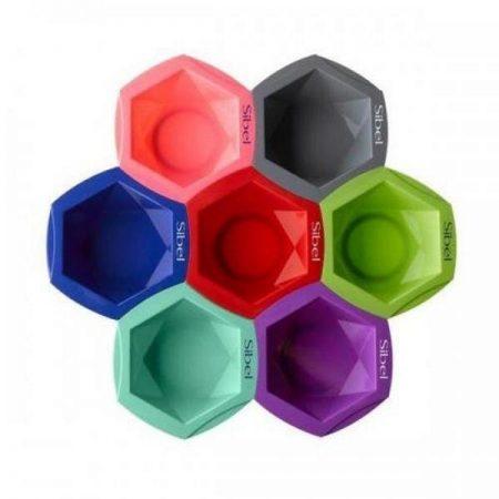 Set de 7 Boluri de Vopsit Diverse Culori Mix & Match Sinelco