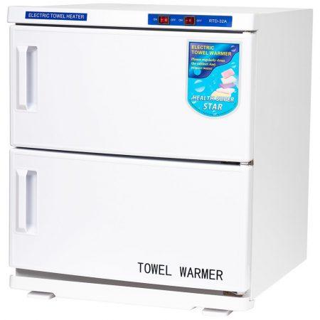 Sterilizator si incalzitor prosoape cu doua sertare 32 l
