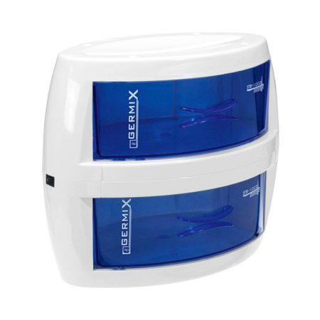 Sterilizator UV Germix cu 2 sertare pentru ustensile manichiura si coafor